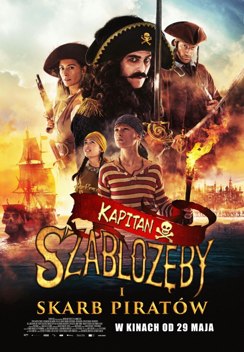 Kapitan Szablozęby i skarb piratów / Captain Sabertooth and the Treasure of Lama Rama