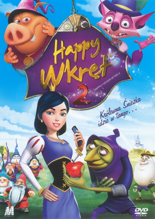 Happy wkręt 2 / Happily N'Ever After 2