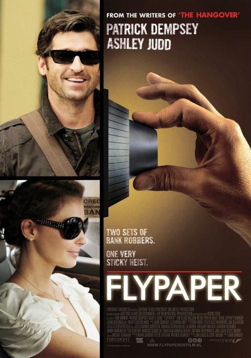 Lep na muchy / Flypaper