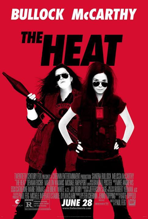 Gorący towar / The Heat