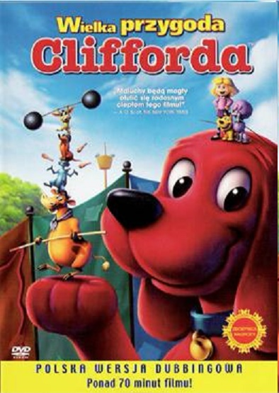 Wielka przygoda Clifforda / Clifford's Really Big Movie
