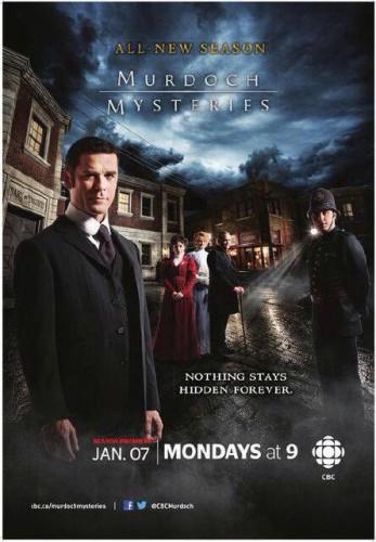 Detektyw Murdoch / Murdoch Mysteries (Sezon 09)