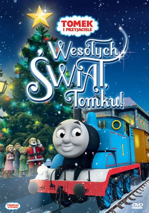 Tomek i przyjaciele: Wesołych Swiąt Tomku / Thomas And  Friends: Merry Christmas Thomas