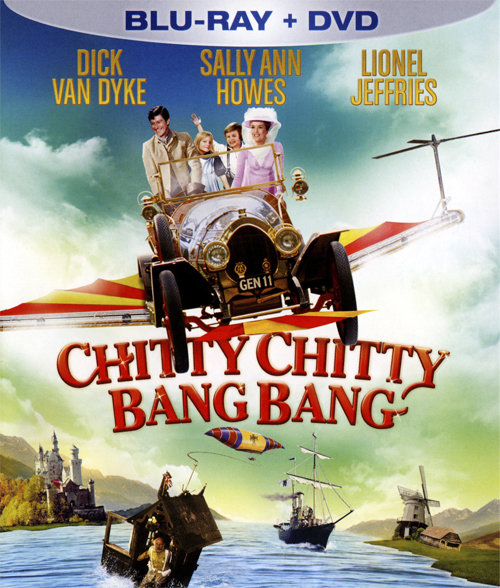 Nasz cudowny samochodzik / Chitty Chitty Bang Bang
