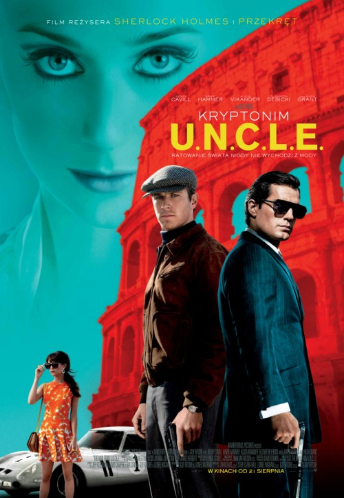 Kryptonim U.N.C.L.E. / The Man From U.N.C.L.E.