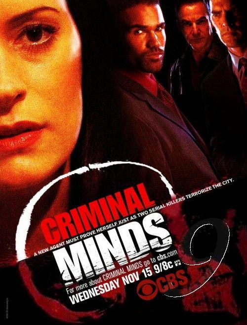 Zabójcze Umysły / Criminal Minds (Sezon: 09)