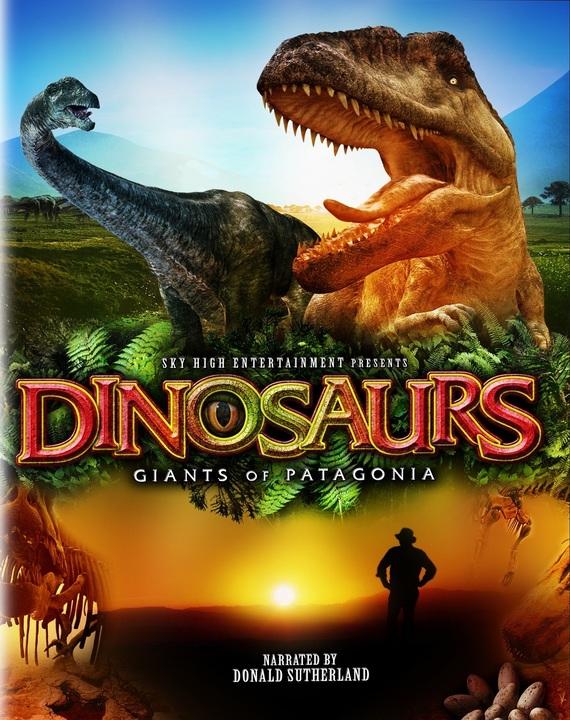 Dinozaury: Giganty Patagonii / Dinosaurs: Giants of Patagonia