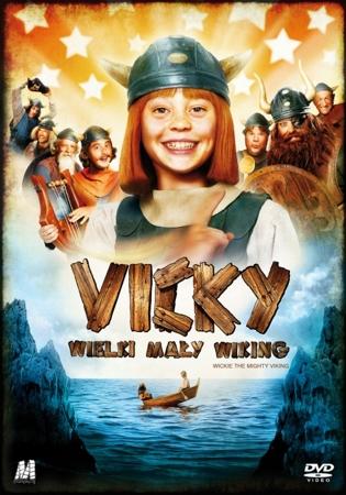 Vicky Wielki Mały Wiking / Wickie und die starken Männer
