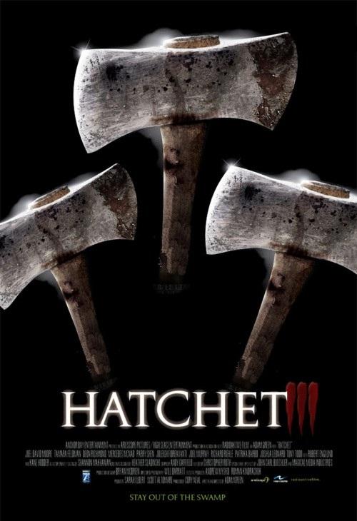Topór 3 / Hatchet III