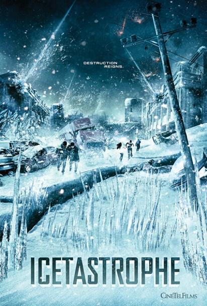 Oblodzone Miasto / Christmas Icetastrophe