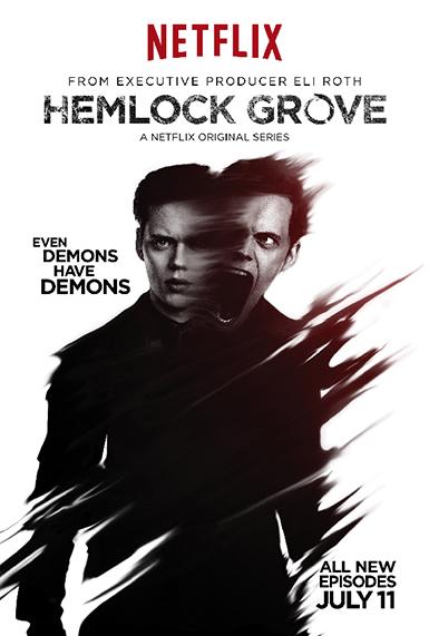 Hemlock Grove (Sezon: 02)