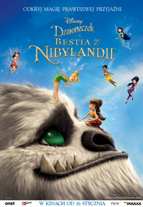 Dzwoneczek i bestia z Nibylandii /  Tinker Bell and the Legend of the NeverBeast