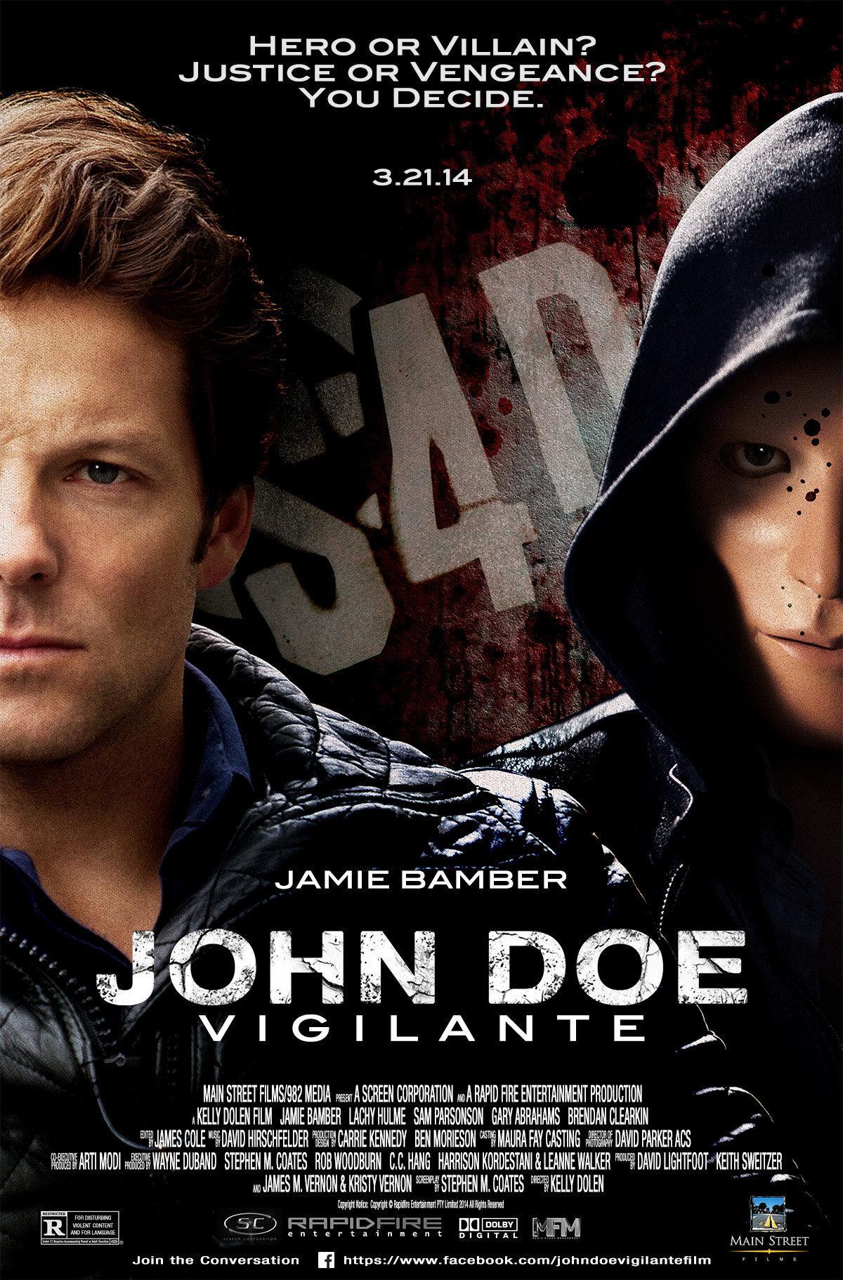 John Doe: Samozwańczy strażnik / John Doe: Vigilante