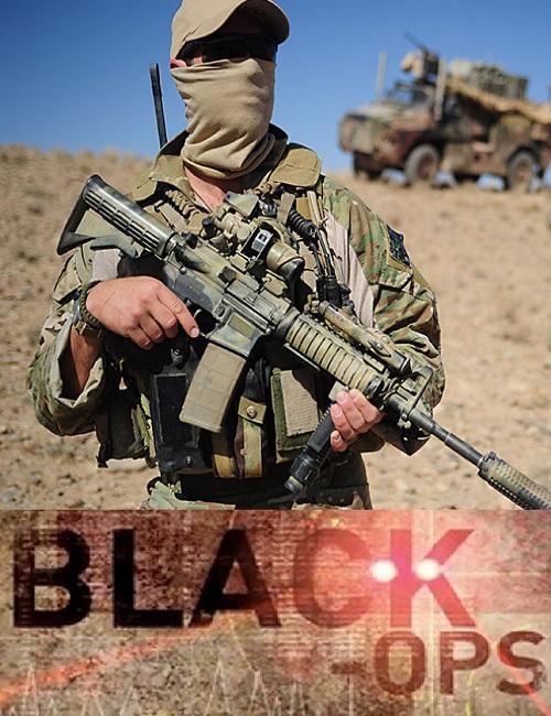 Tajne Operacje Specjalne / Black Ops 2 (Sezon 02)