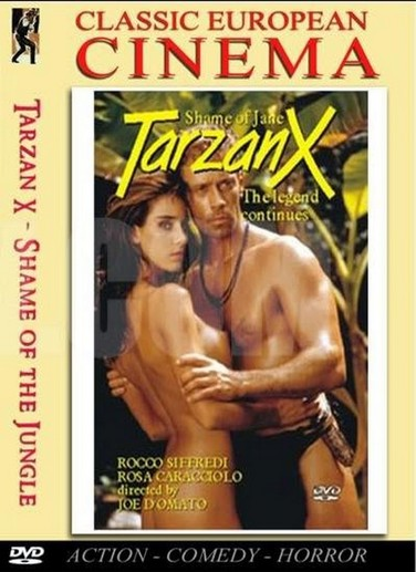 Tarzan-X : Shame Of Jane