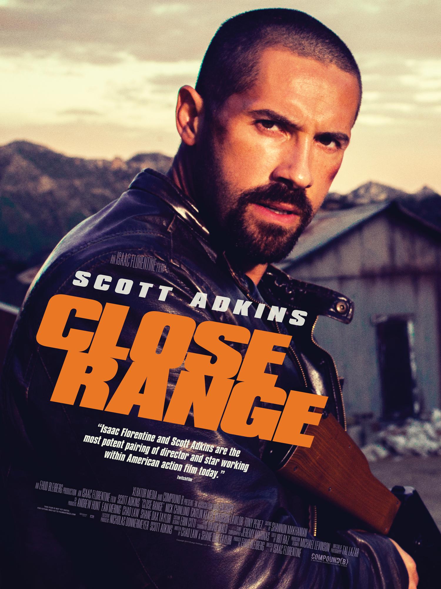 Samotny gringo / Close range