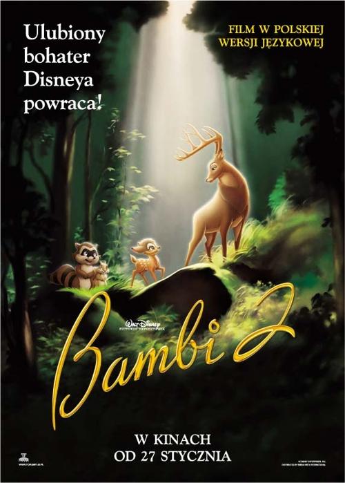 Bambi 2 / Bambi II