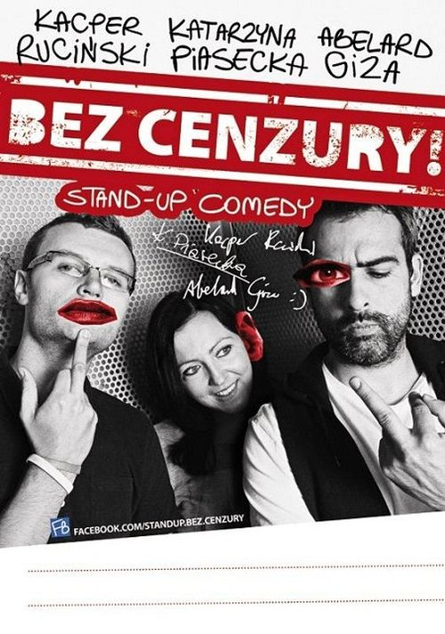 Stand-up Comedy: Bez Cenzury