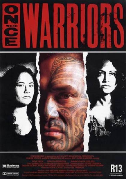 Tylko instynkt / Once Were Warriors