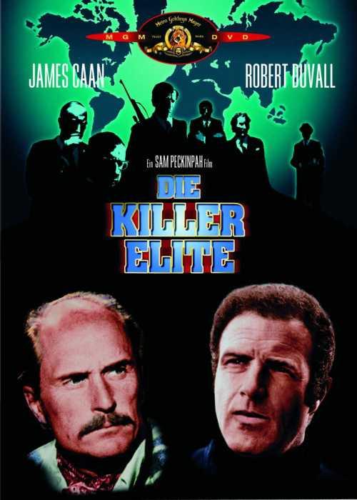 Elita zabójców / The Killer Elite