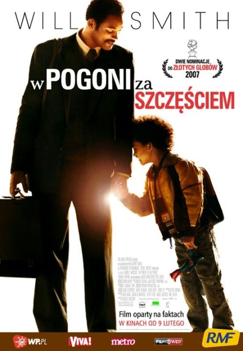 W pogoni za szczęściem / The Pursuit of Happyness