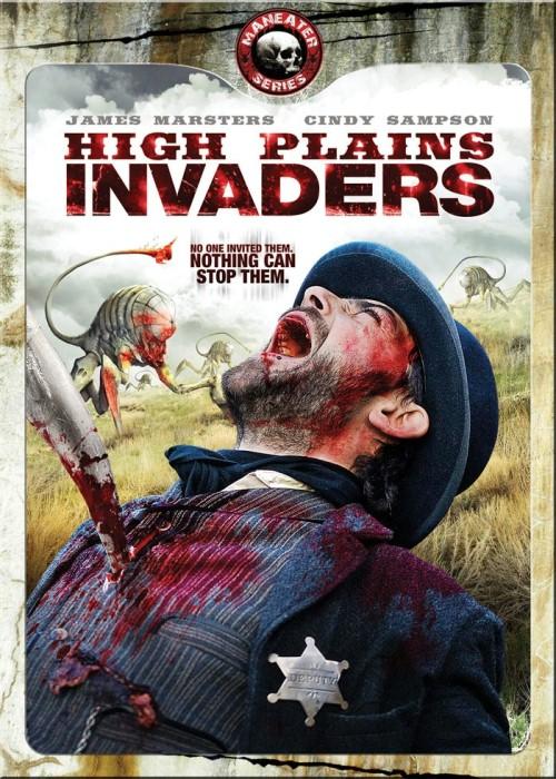 Obcy przybywają do Kolorado / High Plains Invaders