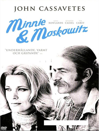 Minnie i Moskowitz / Minnie and Moskowitz