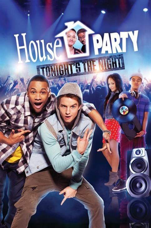 Domówka: Noc nie z tej ziemi / House Party: Tonight's the Night