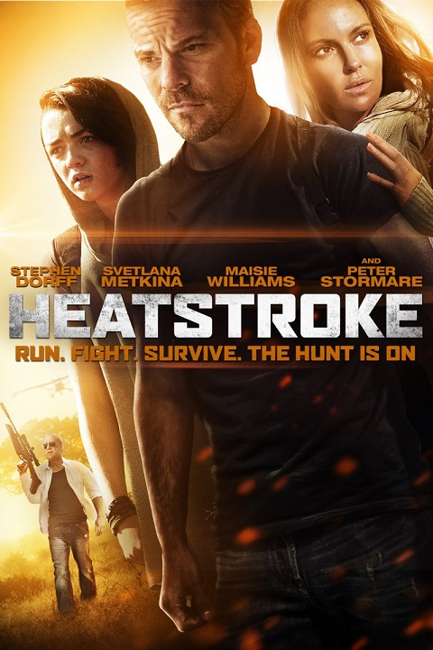 Pustynne piekło / Heatstroke