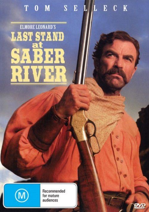 Strzały nad Saber River / Last Stand at Saber River