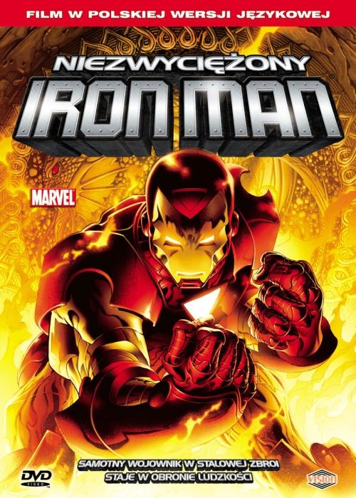 Niezwyciężony Iron Man / The Invincible Iron Man