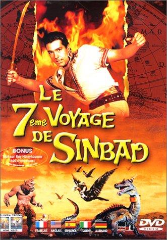 7 Podróż Sindbada / The 7th Voyage of Sinbad