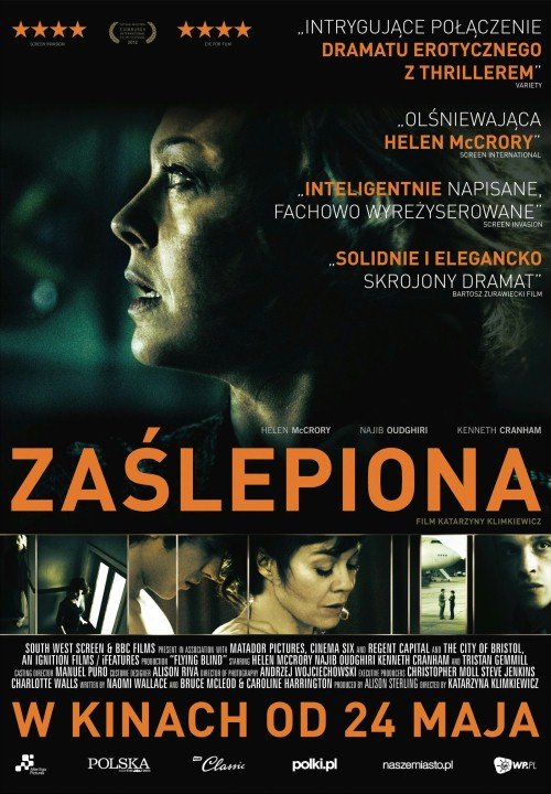 Zaślepiona / Flying Blind