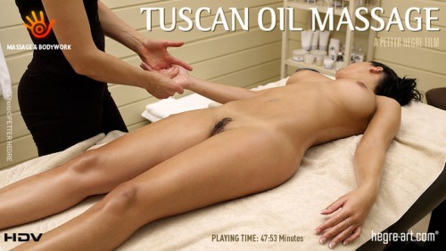 Gabriella – Tuscan Oil Massage