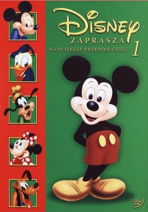 Disney Zaprasza - Największe Przeboje / Best of Disney