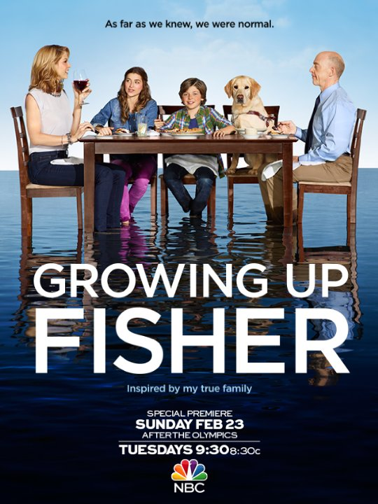 Fisherowie / Growing Up Fisher (Sezon: 01)