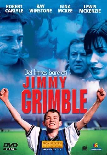 Czarodziejskie buty Jimmyego / There's Only One Jimmy Grimble