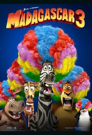 Madagaskar 3 / Madagascar 3: Europe's Most Wanted