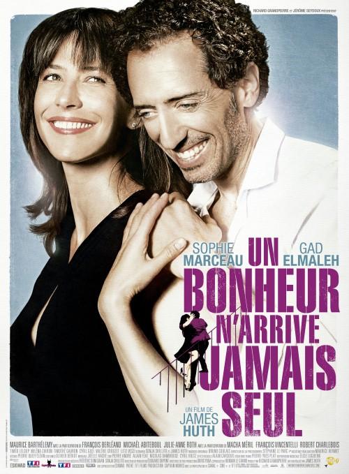 Szczęście nigdy nie przychodzi samo / Un bonheur n`arrive jamais seul