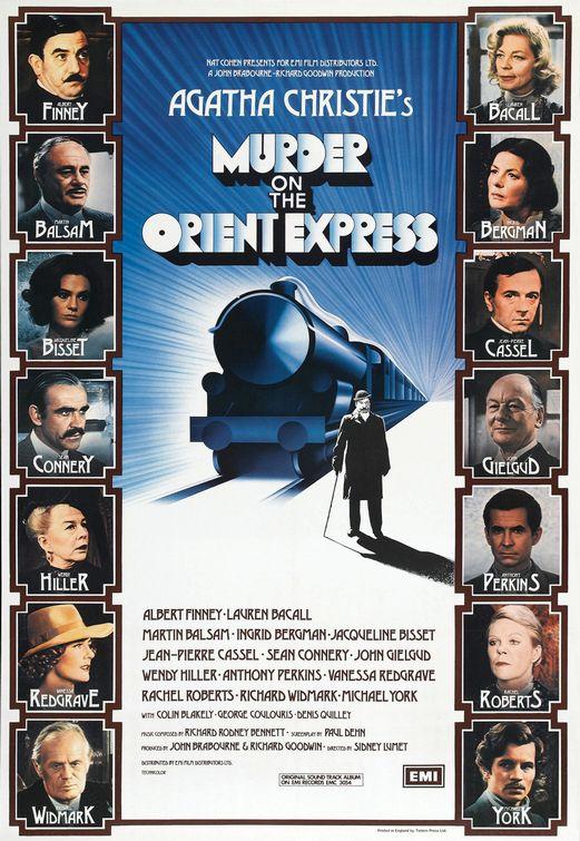 Morderstwo w Orient Expressie / Murder on the Orient Express