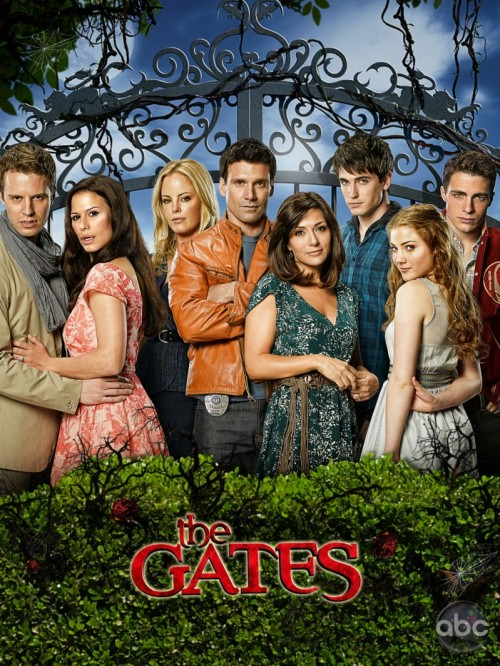 The Gates: Za bramą tajemnic / The Gates (Sezon 1)