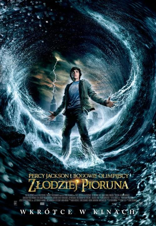 Percy Jackson i Bogowie Olimpijscy: Złodziej Pioruna / Percy Jackson & the Olympians: The Lightning Thief