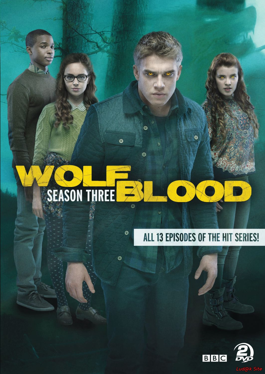Wolfblood (Sezon 1)