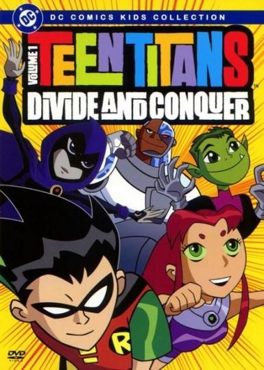 Młodzi Tytani / Teen Titans (Sezon 1)