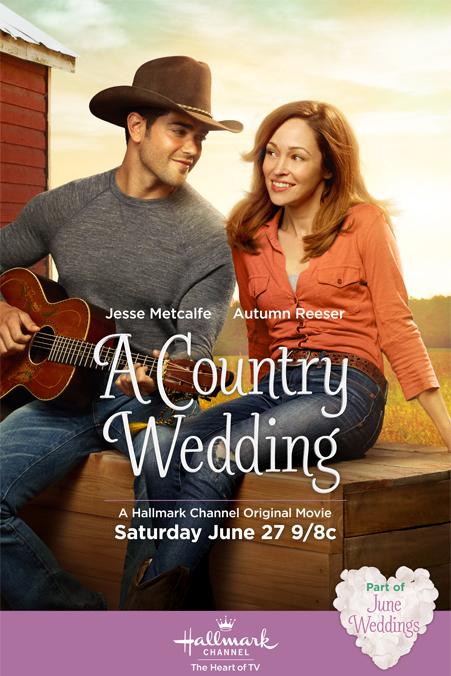 Przypieczętowane pocałunkiem / A Country Wedding