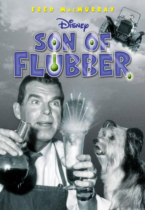 Flubber - Mikstura Profesora / Son of Flubber