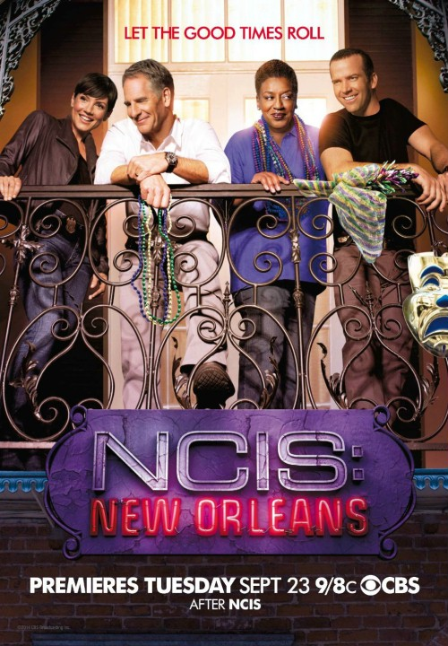NCIS: Nowy Orlean / NCIS: New Orleans (Sezon 1)