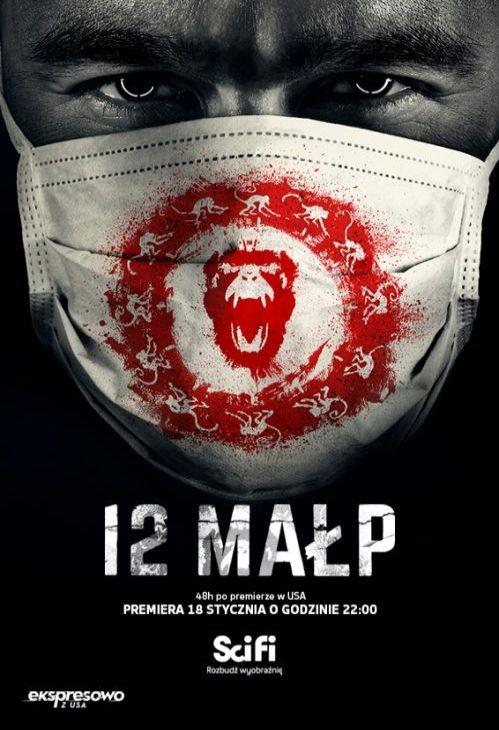 12 Małp / 12 Monkeys (Sezon 1)