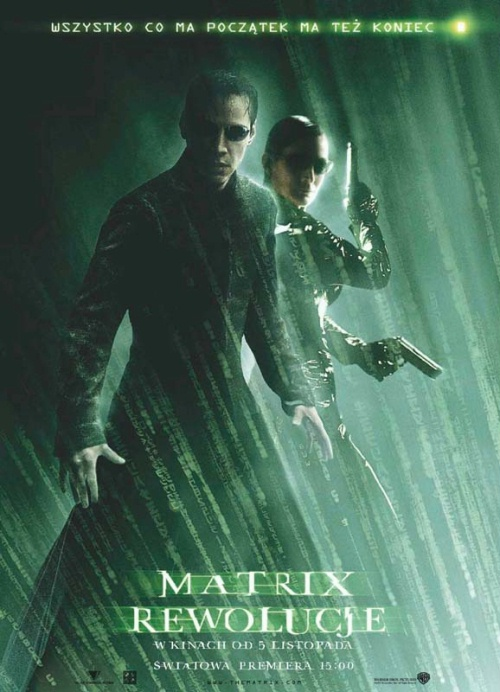 Matrix Rewolucje / The Matrix Revolutions