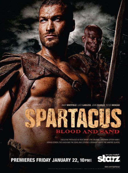 Spartakus: Krew i piach / Spartacus: Blood and Sand (Sezon1)